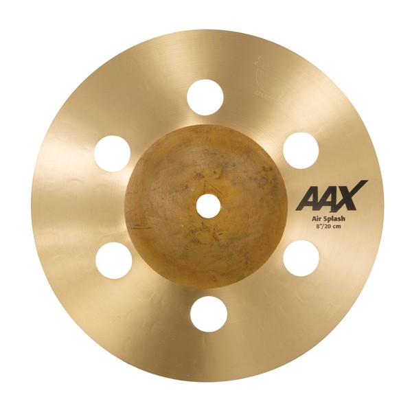"Sabian AAX Air 8"" Splash Cymbal"