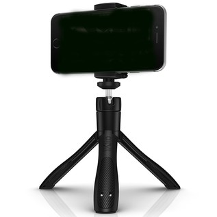 IK Multimedia iKlip Grip Stand, Selfie-Stick with Bluetooth