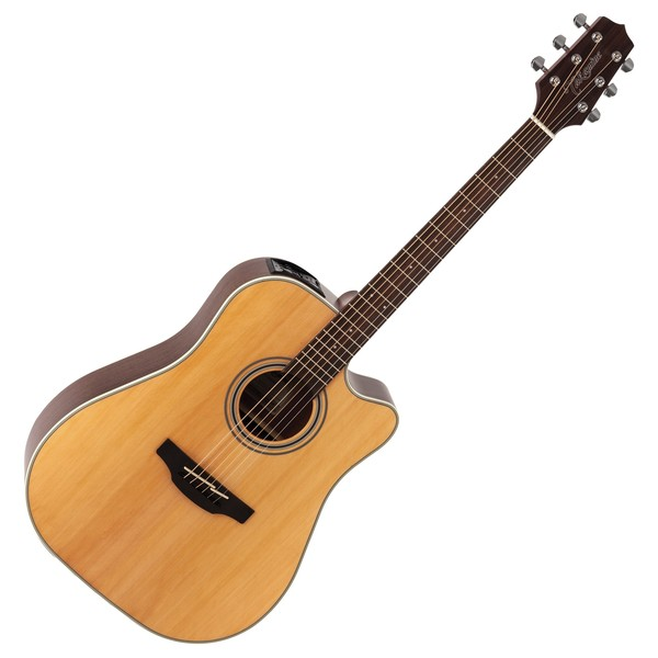 Takamine GD20CE-NS Electro Acoustic Guitar, Natural
