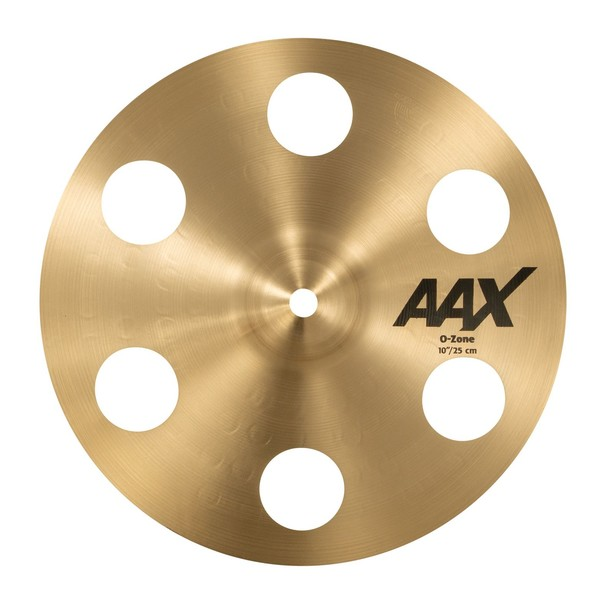 "Sabian AAX Series O-Zone Splash 10"" Cymbal"
