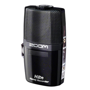 Zoom H2n Audio Recorder with FREE Accessory Pack