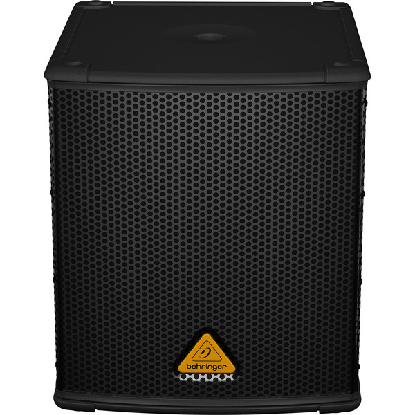 Behringer B1200D Active PA Subwoofer - Top View
