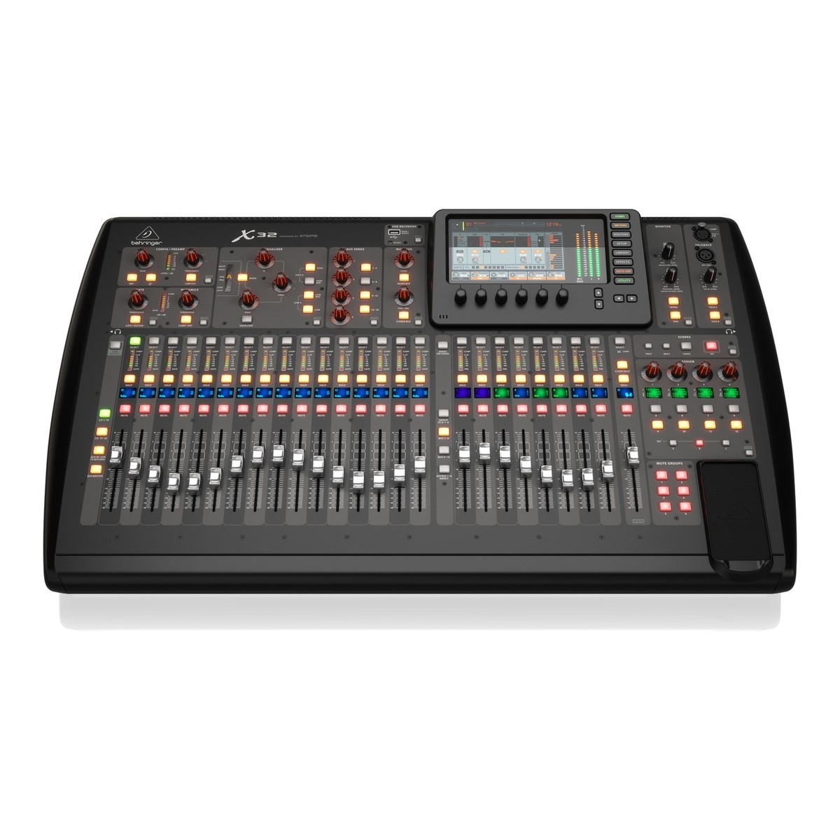 Click to view product details and reviews for Behringer X32 32 Channel Digital Mixer.