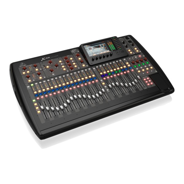 Behringer X32 32 Channel Digital Mixer - Side View