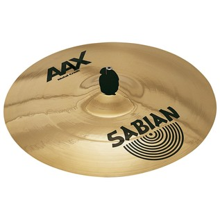 Sabian AAX 18'' Metal Crash Cymbal, Brilliant Finish