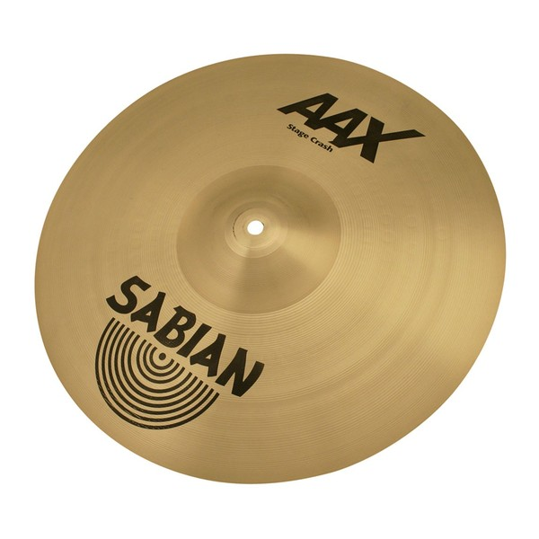 Sabian AAX 16'' Stage Crash Cymbal, Brilliant Finish