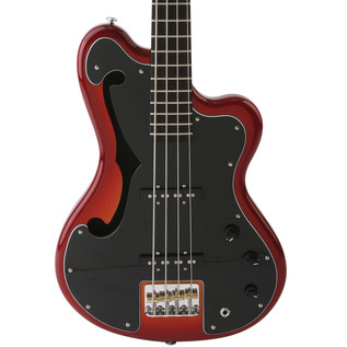 Italia Imola 4 Bass Guitar, Honey Sunburst