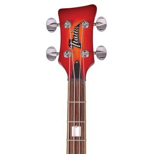 Italia Rimini 4 Bass Guitar, Cherry Sunburst with Gig Bag