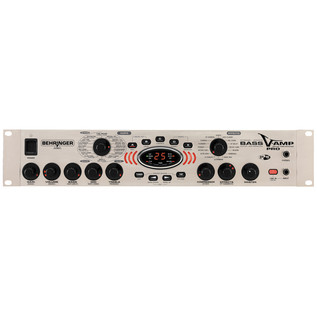 Behringer Bass V-Amp Pro Effects - Front View