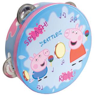 Peppa's Splish Splash Tambourine
