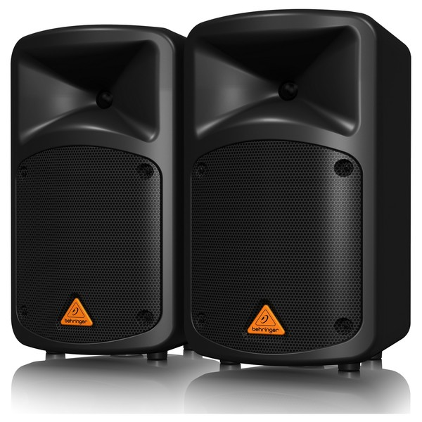 Behringer EPS500 MP3 Portable PA System - Side View
