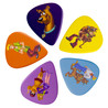 Scooby-Doo gitarr plektrum Set