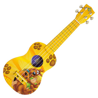 Scooby and Shaggy Ukulele
