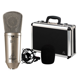 Behringer B-1 Condenser Microphone - Full View