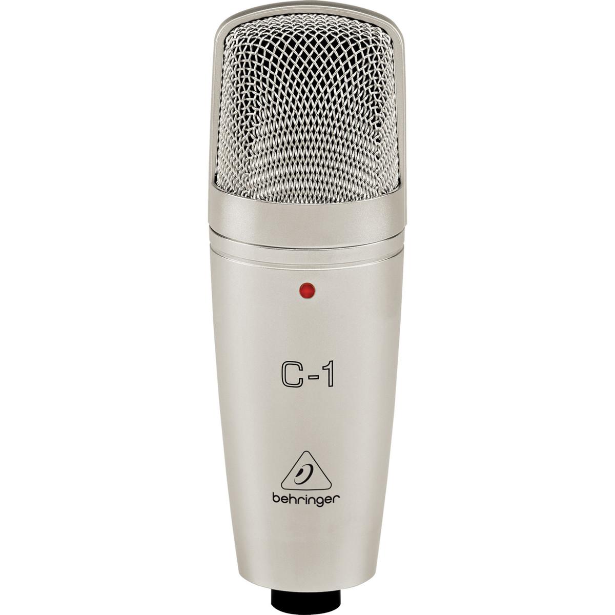 behringer c 1 condenser microphone at gear4music. Black Bedroom Furniture Sets. Home Design Ideas