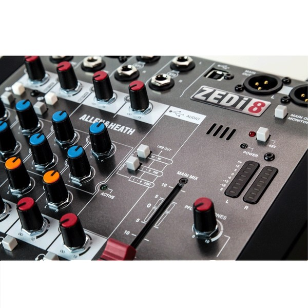 Allen and Heath Zedi8 Compact Mixer