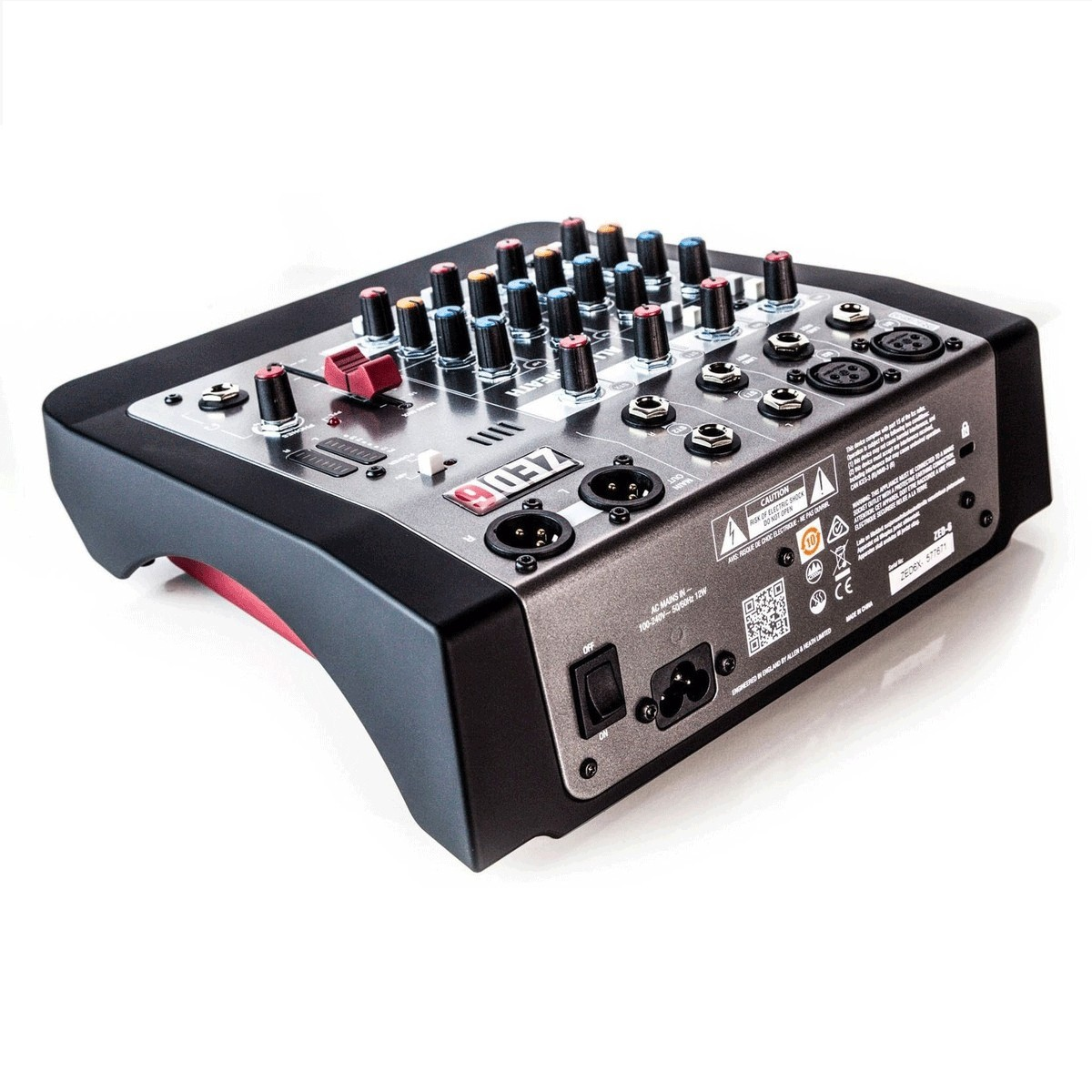 allen and heath zed 6 compact mixer at gear4music. Black Bedroom Furniture Sets. Home Design Ideas
