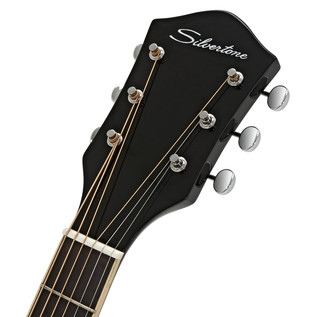 Silvertone 633 Acoustic Guitar, American Vintage Sunburst
