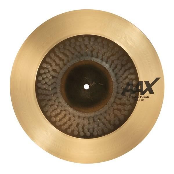 Sabian AAX 16'' El Sabor Picante Hand Crash Cymbal, Natural Finish