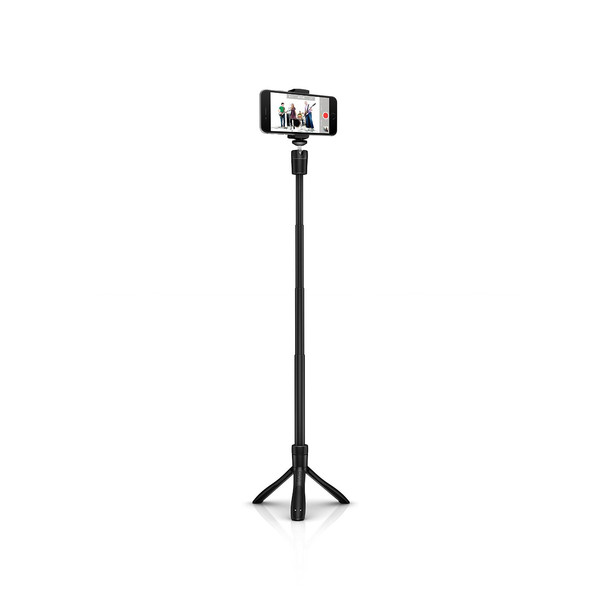IK Multimedia iKlip Grip Stand Selfie-Stick with Bluetooth