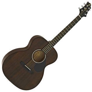 Greg Bennett OM-1 Acoustic Guitar, Natural