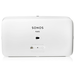 Sonos PLAY:5 Wireless Music System, White