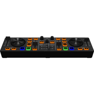 Behringer CMD MICRO DJ Controller - Front View