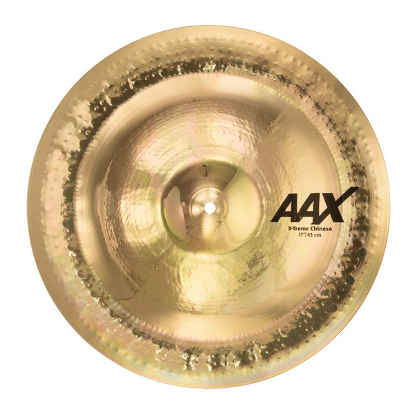 "Sabian AAX Series X-Treme Chinese 17"" Brilliant Finish"
