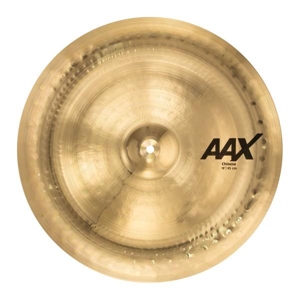 "Sabian AAX Series Chinese 18"" Cymbal"