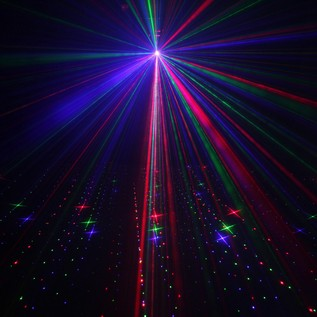 Kam Ultracluster RGB Laser