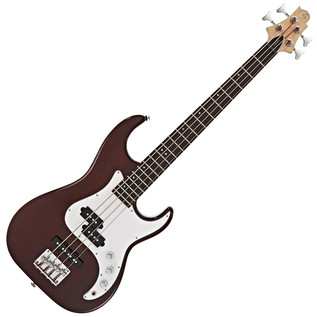 Greg Bennett Corsair CR-13 Bass Guitar, Wine Red