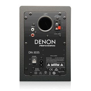 Denon DN-303S 3'' Active Multimedia Monitors, Pair