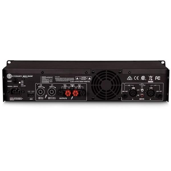 Crown XLS-1502 DriveCore 2