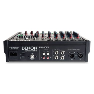 Denon DN-408X 8 Channel Audio Mixer