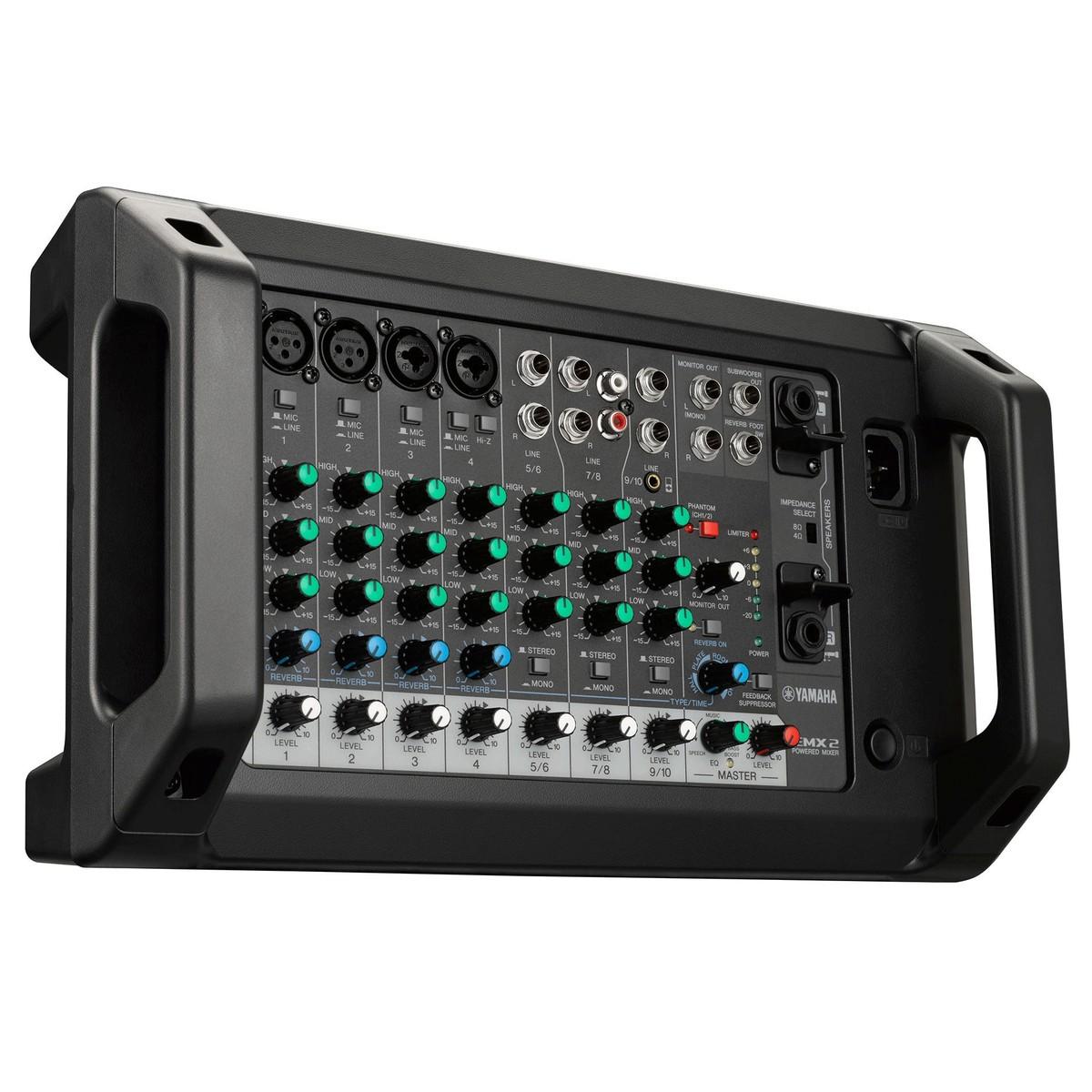 Yamaha Powered Mixers Uk