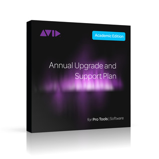 Avid Pro Tools Annual Upgrade Plan, Institutional