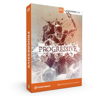 Toontrack EZDrummer EZX - Progressive