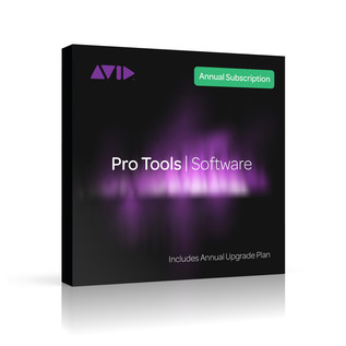 Avid Pro Tools Student/Teacher Annual Subscription