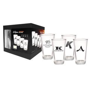 Zildjian Collectible Pint Glass Box Set
