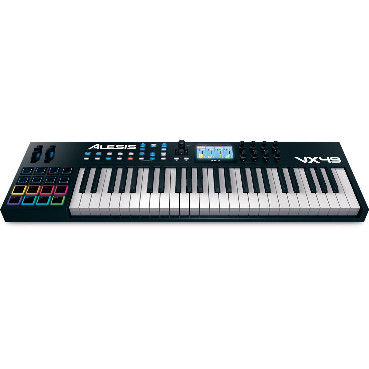 DISC Alesis VX49 Controller Keyboard with VST Integration
