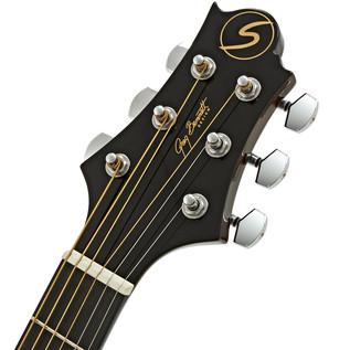 Greg Bennett GA-100S Acoustic Guitar, Vintage Sunburst