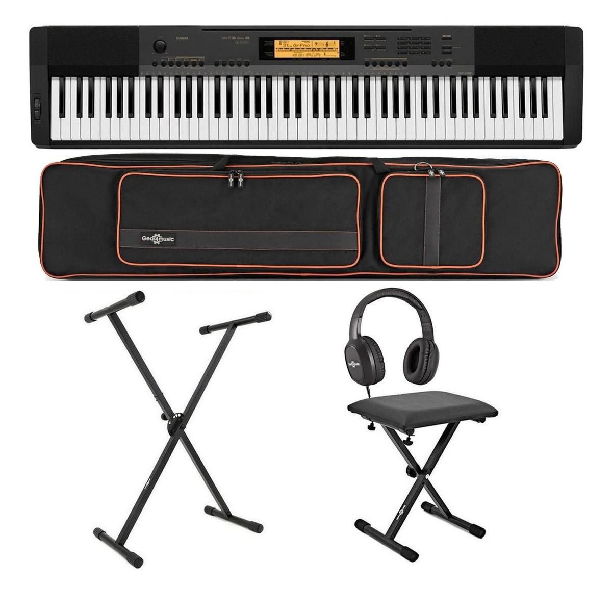 Casio CDP 230R Digital Piano Pack