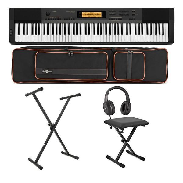 Casio CDP-230R Digital Piano Pack