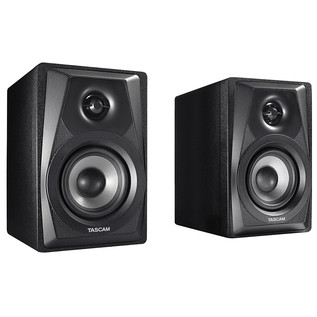Tascam VL-S3 3 Inch Active Monitor Speakers (Pair) - Left Side View