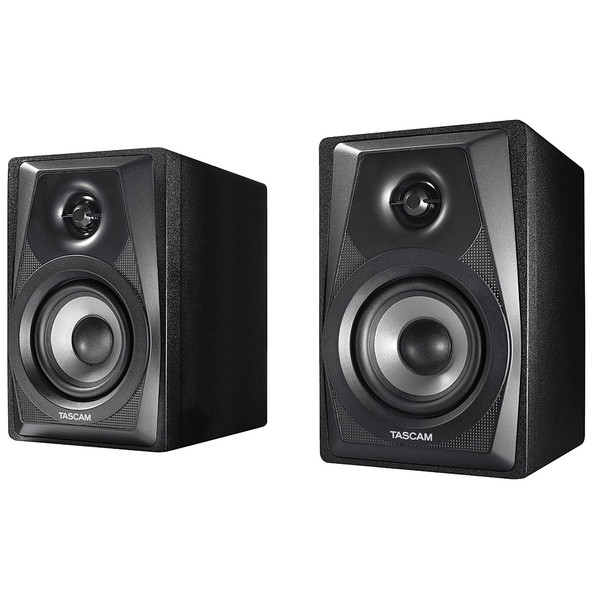 Tascam VL-S3 3 Inch Active Monitor Speakers (Pair) - Right Side View