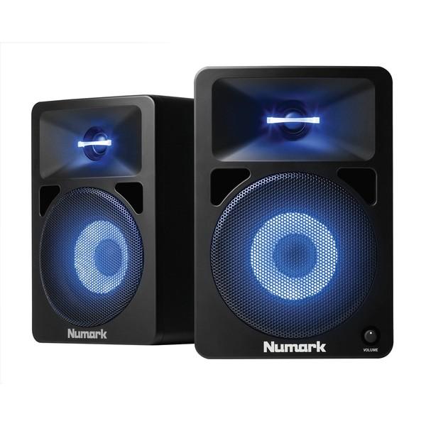 Numark N-Wave 580L DJ Monitoring System