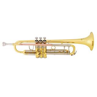 Bach TR400 Intermediate Trumpet, Lacquer