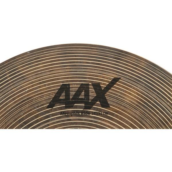 Sabian AAX 21'' Memphis Ride Cymbal, Raw Finish