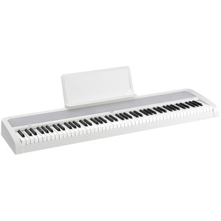 Korg B1 Digital Piano, White - Piano