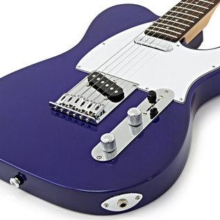 Greg Bennett Formula FA-1 Electric Guitar, Midnight Blue